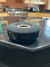 Philips DS1155/37 Charging Speaker iPhone Lightning iPod Dock Clock Radio TESTED