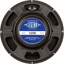 "Eminence Legend 1258 12"" Guitar Speaker - 8 ohm - FREE US SHIPPING!"
