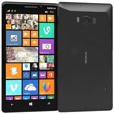 "NOKIA LUMIA 930 4G 5"" 32GB 20MP WINDOWS PHONE 8.1 SMARTPHONE SIM FREE IN BLACK"