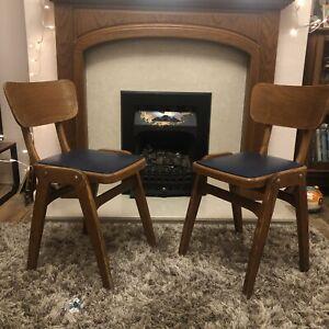 Retro school chair / Dining chair