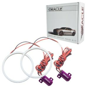 Oracle Lights 1152-052 PLASMA Fog Light Halo Kit Blue For 06-08 Lexus IS250 NEW