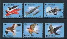 Gibraltar 2001 Wings of Prey 3rd série SG982/7 neuf sans charnière