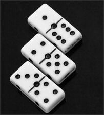 Domino Beads on Front - Playing Cards on Back (10)