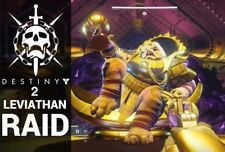 PS4 & XBOX Destiny 2 Leviathan Raid Prestige Mode Hard Mode Raid Service