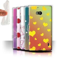 Étuis, housses et coques Nokia Lumia 930 en silicone, caoutchouc, gel pour téléphone mobile et assistant personnel (PDA) Nokia