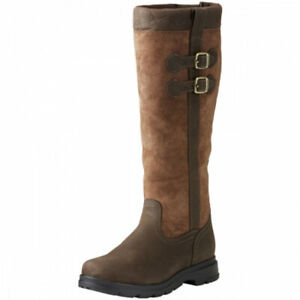Ariat Eskdale H2O Country Boots, Java, UK 6 Regular Fit
