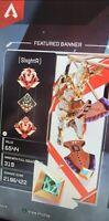 (READ DESC)CHEAPEST Apex Legends 20 kill badge / 4k damage badge / (PS4-5/PC)