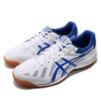 Asics Attack Hyperbeat SP 3 White Blue Gum Men Table Tennis Shoes 1073A004-110