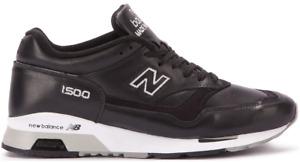 New Balance 1500 Made in England LTD Sneaker Chaussures de sport noir M1500BK