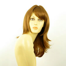 mid length wig for women light blond copper ref: LILI ROSE 27 PERUK