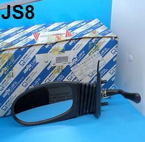 OEM Fiat Seicento 98on LH SX Nearside Passenger Manual Door Wing Mirror 46511444