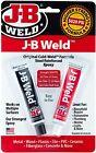 J-B Weld 8265S Original Cold-Weld Steel Reinforced Epoxy - 2 oz.