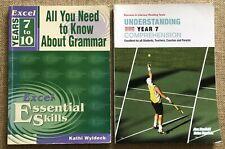 Excel Skills Grammar Years 7 to 10 & Understanding Year 7 Comprehension Students