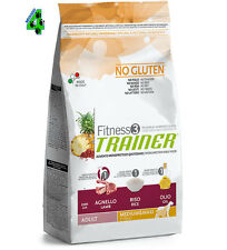 OFFERTA Fitness Trainer Medium Maxi Agnello Riso Olio 12,5 Kg per Cani Adulti