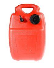Plastic Portable Boat Fuel Petrol Tank 12 Litres   PT12