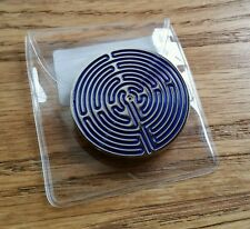 Vtg. 2007 Labyrinth Geocoin Ernies HTF Unactivated