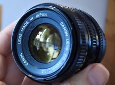 Fuji X mount (mirrorless) fit Canon PRIME LENS 50mm f1.8 X-Pro E1 E2 XT10