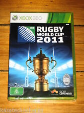 Rugby World Cup 2011 VGC (Microsoft Xbox 360 Game) Union
