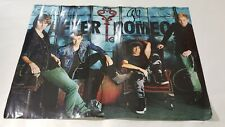 18x24 Inch Signed Autographed After Romeo Boy Band Music Poster