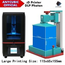 "US STOCK Anycubic UV LCD 3D Printer PHOTON 405nm Resin Light-Cure 2.8"" TFT"