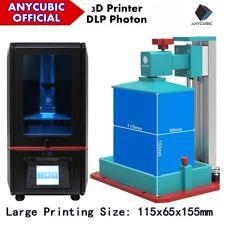 "ANYCUBIC 3D Drucker Photon SLA/DLP 405nm UV-Harz LCD Lichthärtung 2.8"" TFT DE"