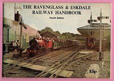 Railway Booklet ~ The Ravenglass & Eskdale Railway Handbook - 4th Edition 1973