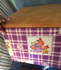 Childs Storage Box Ottoman Style