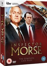 INSPECTOR MORSE Series 1-12 Complete case files All 33 Eps.SEALED/NEW Collection