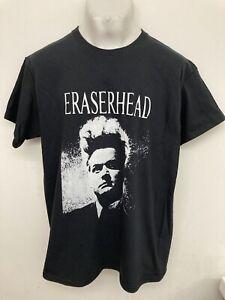 Eraserhead T Shirt Size L David Lynch Stanley Kubrick Clokwork Orange Cult Movie