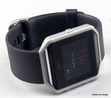 Fitbit Blaze Black Large Fitness Tracker
