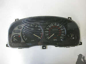 1998 1999 Ford Contour °97BP-10C956-FB° Instrument Cluster w/Tach {{{AS IS}}}