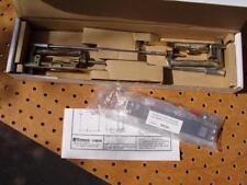 NEW TRIMCO AUTOMATIC FLUSH BOLT PR MTL DR UL 3810 X 3810 626/630 J49A lH DOOR