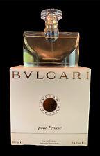 Bvlgari pour Femme Eau de Toilette 3.4 fl with Box Pre-Owned