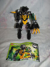 Lego Hero Factory 2183 Stringer 3.0 Figure Complete with instructions