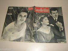 DANIELLE GODET=JEAN RICHARD=ROSSANA PODESTA=COVER MAGAZINE 1955/380 NOVELLE FILM