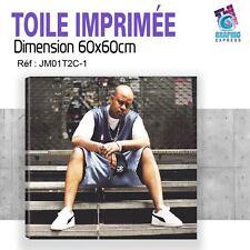 60x60cm - TOILE IMPRIMÉE TABLEAU  POSTER - JESSE MALIK FURIOUS 5 - JM01T2C-1
