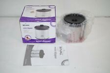 Rival .6 Quart Electric Mini Dipper Small 38 Watt Ceramic Warmer Fondue Pot NIB
