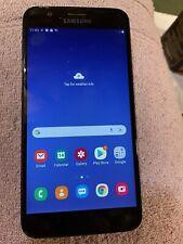 Samsung Galaxy J7- SM-J737PP 16GB - Black (Verizon) Works Great SHAPE Clean IEMI