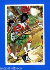 BATTAGLIE STORICHE -Ed. Cox- Figurina/Sticker n. 145 - SCOZZESE HIGH LANDERS-New
