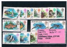 Stamps - British Empire and Commonwealth Sets - countries A - C.
