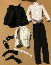 Fashion Only-2013  BFC Tailored Tuxedo Ken Silkstone  Barbie complete Mint