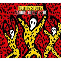 THE ROLLING STONES - VOODOO LOUNGE UNCUT (2CD+DVD)  2 CD+DVD NEW+