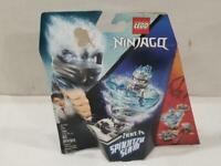 LEGO 70683 NINJAGO Zane Spinjitzu  NEW OLD STOCK   FREE USA SHIP