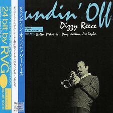 Dizzy Reece- Soundin' Off  Japanese Mini- lp cd w/obi TOCJ-9513, sealed,  jazz