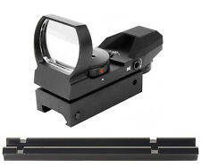 Scope Mount Rail + Tactical Reflex Sight Fits Marlin 992 989 20 30AS 30AW Rifle