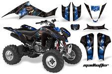 ATV Decal Graphic Kit Wrap For Suzuki LTZ400 Kawasaki KFX400 2003-2008 MAD U K