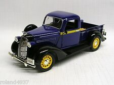 1936 Dodge Pickup Blue 1:32 Die-Cast Signature Models 32383