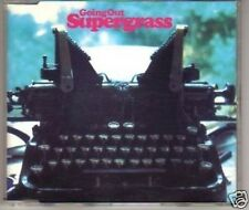 (L872) Supergrass, Going Out - 1996 CD