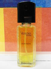 VINTAGE OLD FORMULA VERSACE L'HOMME EDT 1.0 FL OZ / 30 ML SPRAY NEW WITH NO BOX