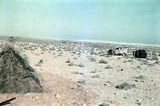 WW2 photo German in North Africa by Erwin Rommel #03